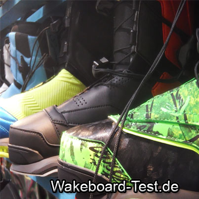 Wakeboard-Bindungen-Test