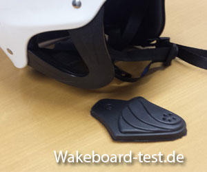 Wakeboard Helm Test