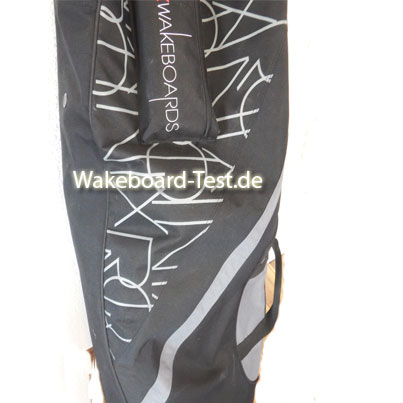 Wakeboard Bag Test