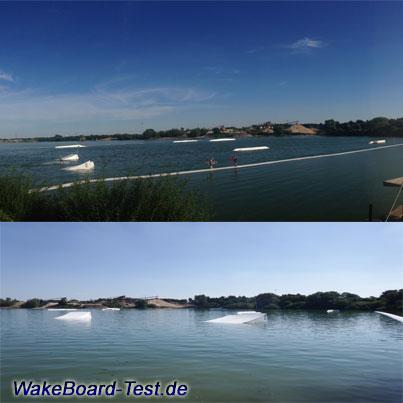 Wakeboard WAKE 257 Test